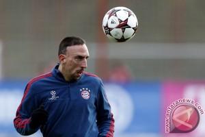Franck Ribery cedera