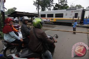 Kecelakaan di perlintasan kereta api di Jatim meningkat