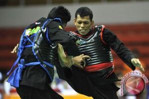 Medali emas pencak silat untuk Adhan masih tertahan