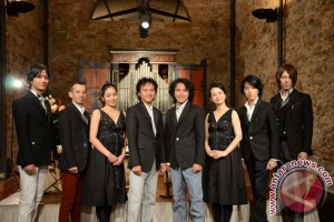 """Aun J holds """"One Asia"""" concert in Jakarta"""