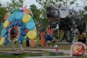Pemkot Tangerang siap bangun 20 taman