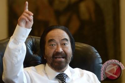 Surya Paloh tak kecewa kader NasDem dicopot Presiden