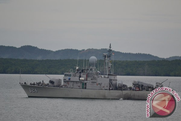 Indonesia follows its own criteria for naming naval ships