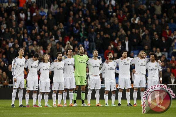 Hasil dan klasemen Liga Spanyol, Real Madrid geser Barcelona