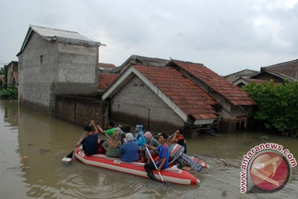 Flooding spreads to wider areas in indonesia