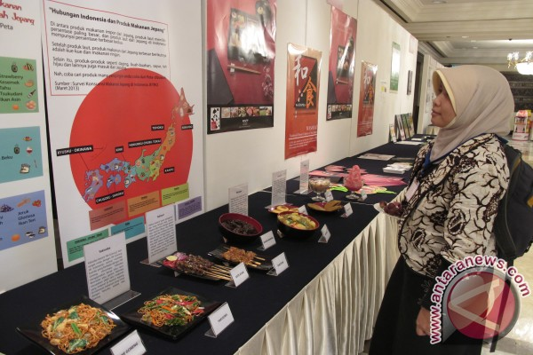 Japanese Cuisine in Indonesia Focuses on Taste, Menus Food Safety