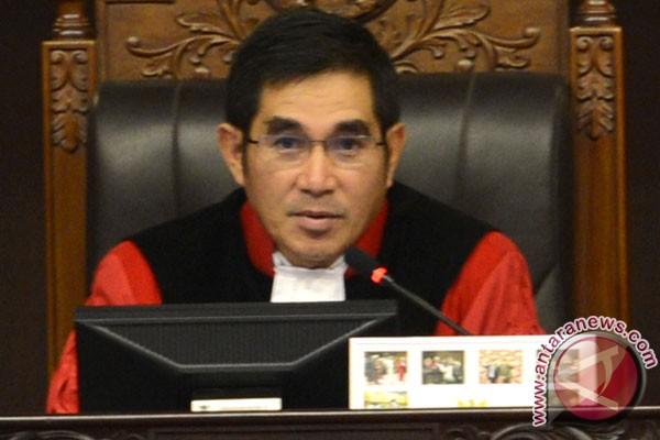 MK tolak gugatan sengketa Pilkada Lampung