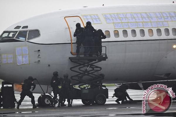 Satgultor Kopassus sempat disiagakan di Bandara Ngurah Rai