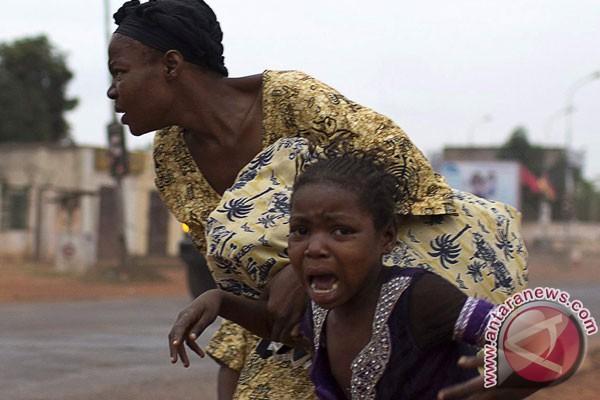UE kirim 1.000 prajurit ke Republik Afrika Tengah