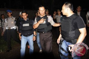 Penggerebekan Teroris Tangsel