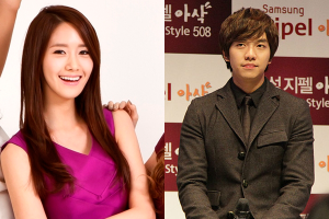 Lee Seung-gi dan Yoona Girls' Generation pacaran