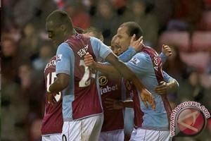 Tumbangkan Liverpool 2-1, Villa tantang Arsenal di Fi