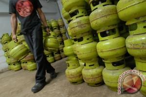 Gas 3 kilogram di Cianjur capai Rp20.000