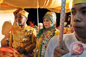 Raja-Sultan deklarasikan perjanjian Adat Indonesia Bersatu