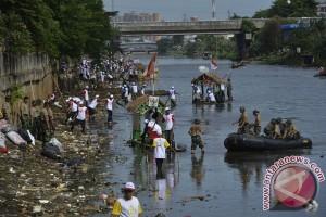 Aksi Ciliwung Bersih