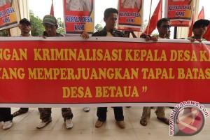 Demo Korban Tambang
