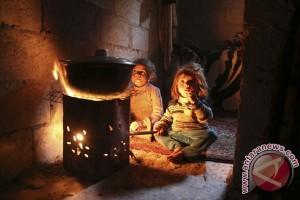 Biaya hidup tinggi menambah derita rakyat Suriah
