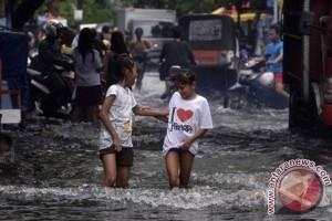 Berikut titik banjir di Jabodetabek Senin pagi