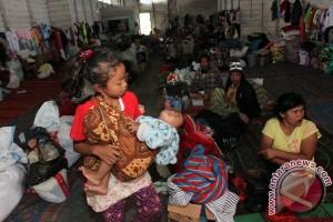 Kemenhut sediakan lahan 8.000 hektar untuk pengungsi sinabung