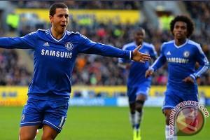 Menang penguasaan bola, MU kalah 0-1 dari Chelsea