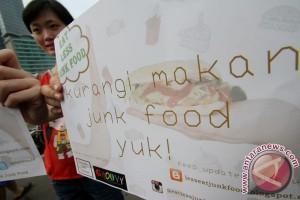 Kampanye Kurangi Junk Food