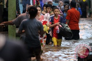 Banjir Rendam Jakarta