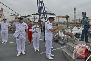 Kapal Perang HMS Daring