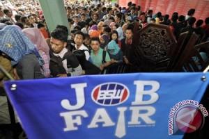 Bursa kerja Kota Tangerang sediakan 4.036 lowongan