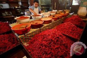 Di sini harga cabai merah Rp60.000 per kg
