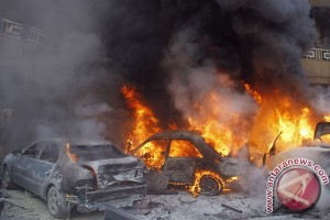 Bom bunuh diri lagi, 82 orang tewas di Baghdad