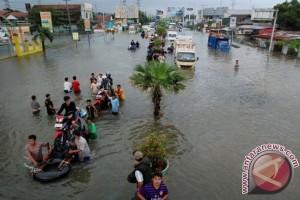 Banjir Kudus Meluas