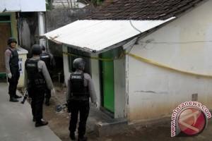 Kontraka Terduga Teroris Surabaya