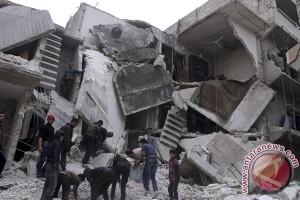 Prancis-Inggris minta pengepungan Aleppo diakhiri
