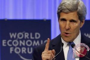 Serangan roket guncang Kabul, setelah kunjungan Kerry