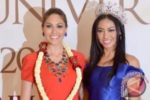 Whulandary Herman siapkan hadiah untuk Miss Universe