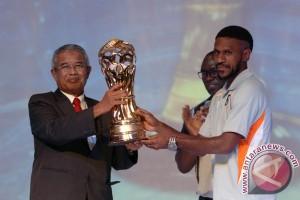 Peluncuran Kompetisi ISL 2014