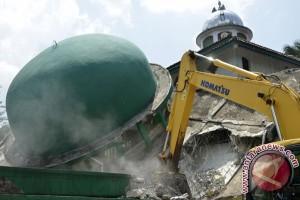 Kerusakan Akbibat Gempa