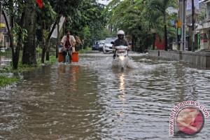 Tagana: banjir Kota Bekasi diakibatkan hujan lokal
