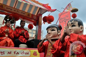 Perayaan Imlek Semarang