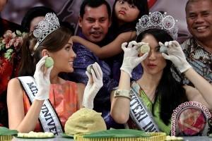Kunjungan Miss Universe