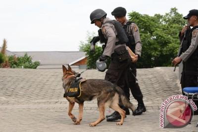 Polisi temukan 20 detonator pascaledakan di Perumahan Puri Pattene