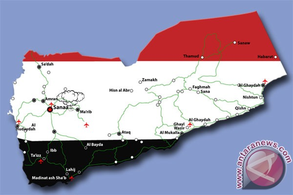 Indonesia prihatin dengan perkembangan keamanan di Sana`a