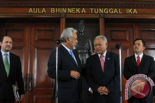 Menhan Indonesia-Timor Leste bicarakan latihan militer gabungan