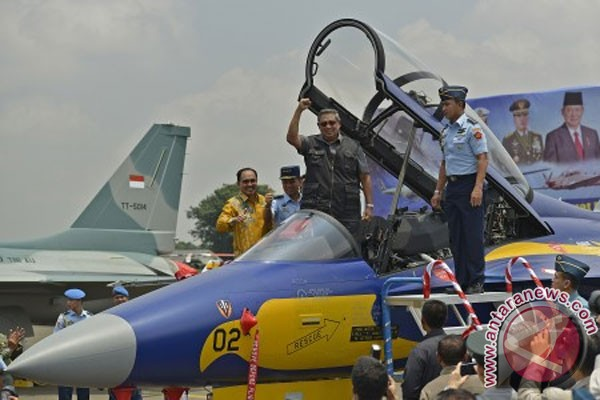 T50i fighter jets strengthen Indonesian Air Force