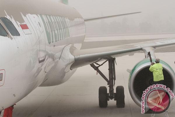 Gunung Kelud meletus, penerbangan Denpasar-Yogyakarta ditunda