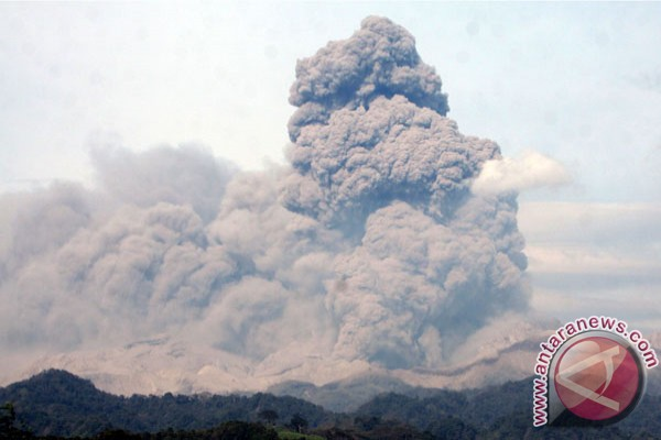 Mt Kelud still on alert status