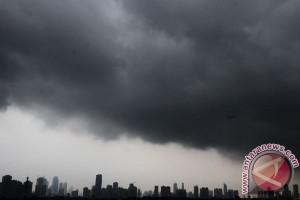 BMKG : cuaca di Jabodetabek cenderung berawan
