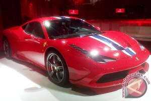 Daftarkan Ferrari dengan alamat palsu, Jaksa Meksiko dikecam
