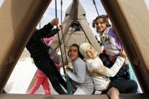 Ratu Jordania serukan penyelesaian bagi krisis pengungsi