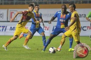 Barito ditahan imbang Sriwijaya FC 0-0